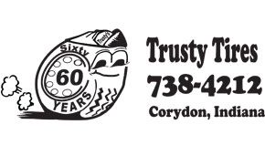 Trusty Tire Inc. | Tires, Brakes, Shocks Corydon IN